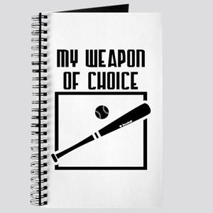 Baseball - WeaponOfChoice Journal