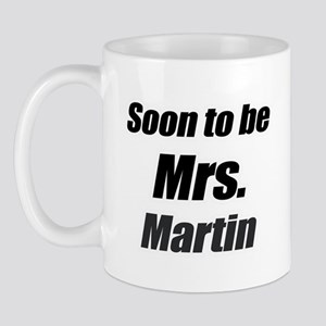 soon to be Mrs. Martin Mug
