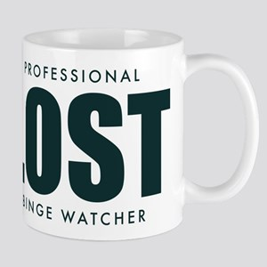 Lost TV Binge Watcher 11 oz Ceramic Mug