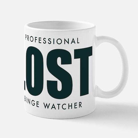 Lost TV Binge Watcher Mug
