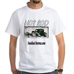 BHC HOTROD White T-Shirt