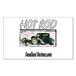 BHC HOTROD Rectangle Sticker