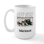 BHC HOTROD Large Mug