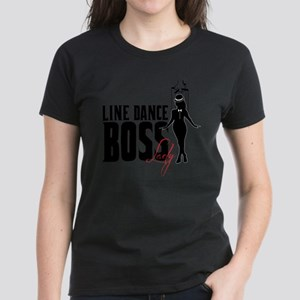 Line Dance Boss Lady Style 1 T-Shirt