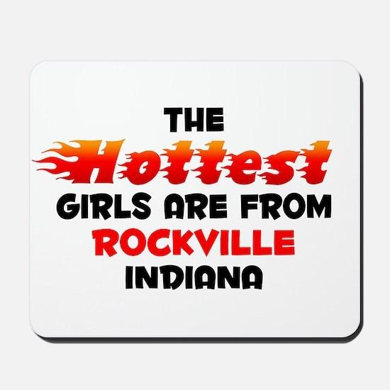 Hot Girls: Rockville, IN Mousepad