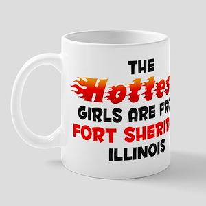 Hot Girls: Fort Sherida, IL Mug