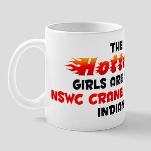 Hot Girls: NSWC Crane D, IN Mug