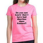 D Since Easters Women's Dark T-Shirt