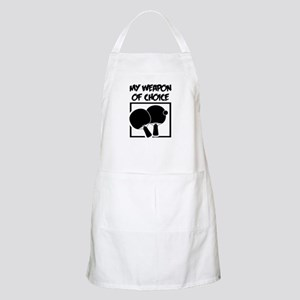 PingPong - WeaponOfChoice BBQ Apron
