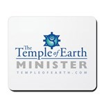 Temple of Earth Mousepad