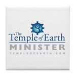 Temple of Earth Tile Coaster