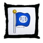 PIB FLAG Throw Pillow