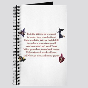 Wiccan Rede Journal