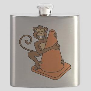 Cone Monkey Flask
