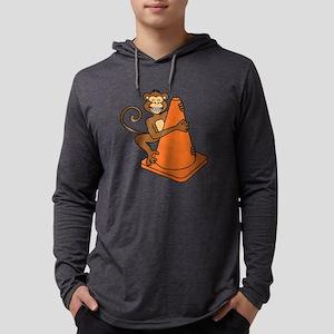 Cone Monkey Long Sleeve T-Shirt