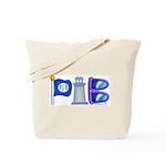 PIB Logo Tote Bag