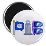 PIB Logo Magnet