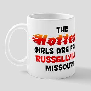 Hot Girls: Russellville, MO Mug