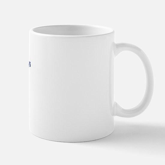 Case of the Monday's Mug