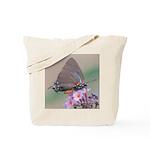 Great Purple Hairstreak Tote Bag