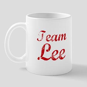 team Lee reunion Mug