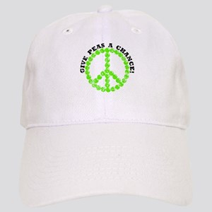 Peas a Chance (Distressed) Cap