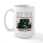 Nasty Hot Rod Large Mug