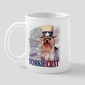 YORKIEcrat Mug