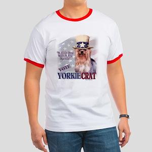 YORKIEcrat Ringer T