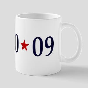 1-20-09 Obama Inauguration Day Mug