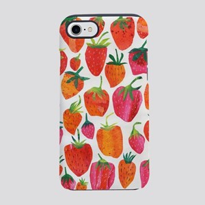 STRAWBERRY FIELDS iPhone 8/7 Tough Case