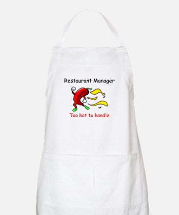 Restaurant Manager BBQ Apron