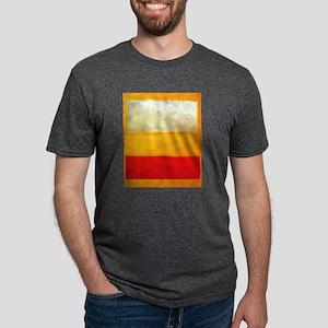ROTHKO WHITE CLOUD ORANGE YELLOW T-Shirt