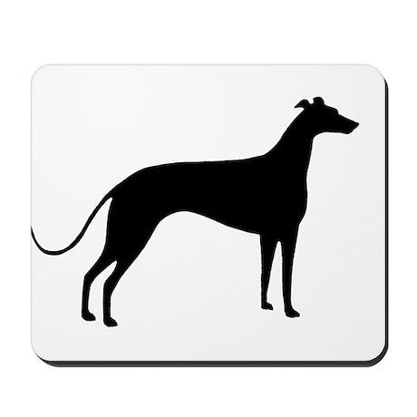 Greyhound Dog Mousepad