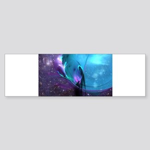 Night Goddess Bumper Sticker
