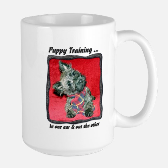 Puppy Training Large Mug