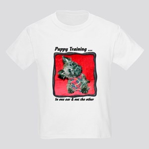 Puppy Training Kids Light T-Shirt