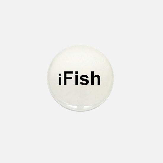 iFish Mini Button