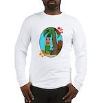 Hula Baby Long Sleeve T-Shirt