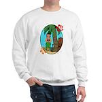 Hula Baby Sweatshirt