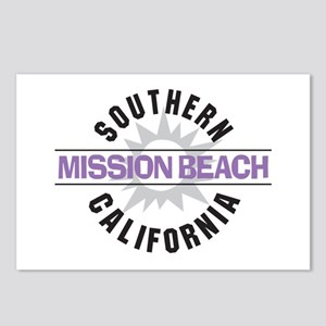 Mission Beach Postcards (Package of 8)