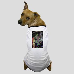 Ferris Wheel Fantasia Dog T-Shirt