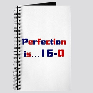 Perfection16 Journal