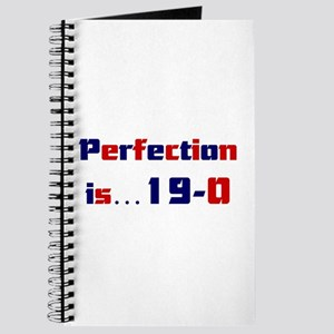 Perfection19 Journal