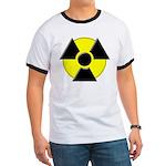 3D Radioactive Symbol Ringer T