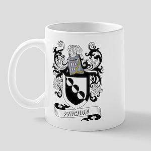 Pynchon Coat of Arms Mug
