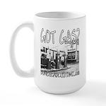 GOT GAS? Large Mug