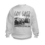 GOT GAS? Kids Sweatshirt