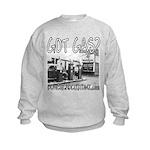 GOT GAS? Kids Sweatshirt