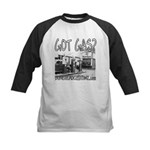 GOT GAS? Kids Baseball Jersey